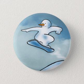 Snowboarder Button