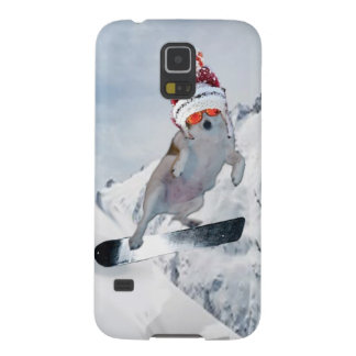 Snowboarder Cases For Galaxy S5