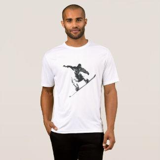 Snowboarder Grabbing Some Air T-Shirt