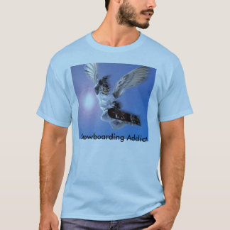 Snowboarding Addicts! T-Shirt