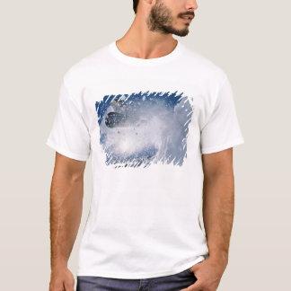 Snowboarding at Snowbird Resort, Wasatch T-Shirt