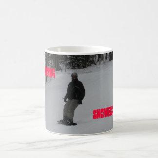 Snowboarding Coffee Mug