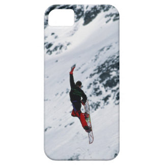Snowboarding iPhone 5 Covers