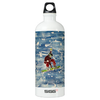 Snowboarding Waterbottle