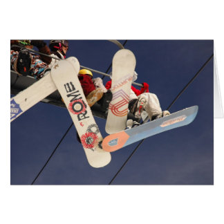 Snowboards Card