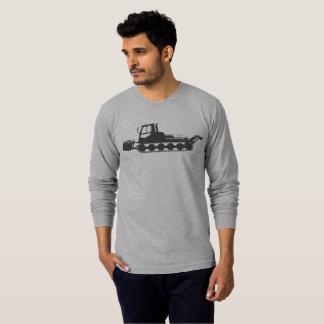Snowcat Black T-Shirt