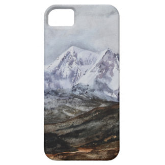 Snowdon Horseshoe in Winter.JPG Case For The iPhone 5
