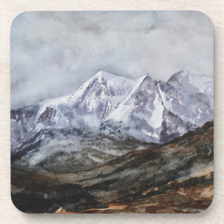 Snowdon Horseshoe in Winter.JPG Coaster