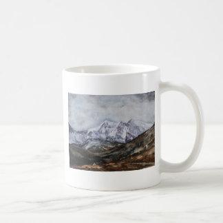 Snowdon Horseshoe in Winter.JPG Coffee Mug