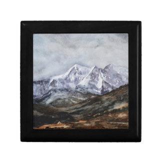 Snowdon Horseshoe in Winter.JPG Gift Box