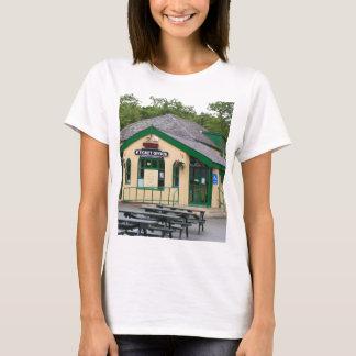 Snowdon Mountain Railway Station, Llanberis, Wales T-Shirt
