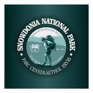 Snowdonia NP Poster