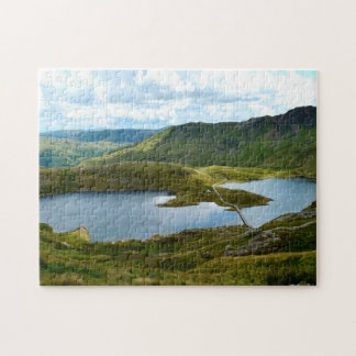 Snowdonia Wales. Jigsaw Puzzle