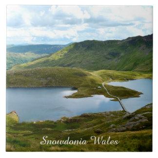 Snowdonia Wales Tile