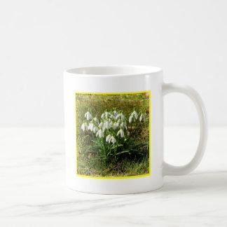 Snowdrops 02.2 (Schneegloeckchen) Coffee Mug
