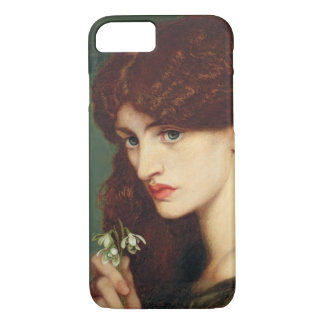 Snowdrops, 1873 (oil on canvas) iPhone 7 case