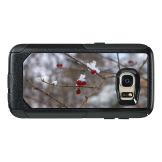Snowed Berries OtterBox Samsung Galaxy S7 Case
