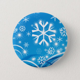 Snowfall 2 Inch Round Button