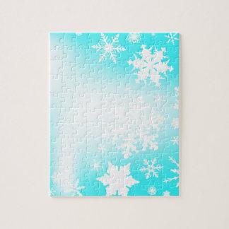 Snowfall Jigsaw Puzzle