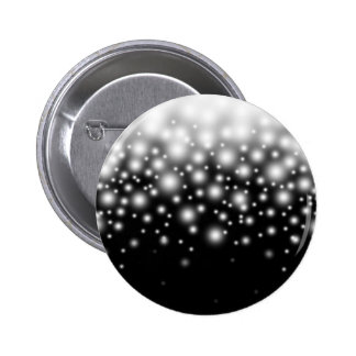 Snowfall on Christmas Eve 2 Inch Round Button