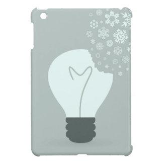 Snowflake a bulb2 iPad mini covers