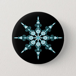 Snowflake Button