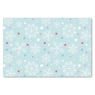 Snowflake Christmas Tissue Paper
