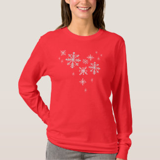 Snowflake Christmas Winter T-Shirt