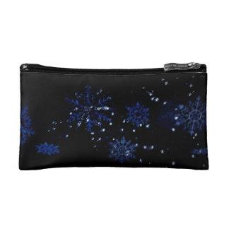 Snowflake Cosmetic Bag