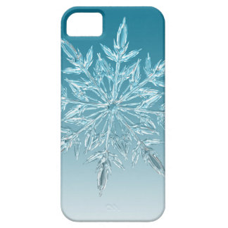 Snowflake Crystal iPhone 5 Cover