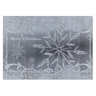 Snowflake Curting Board
