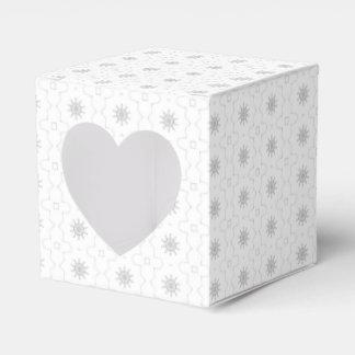 Snowflake design Gift Boxes Favor Box