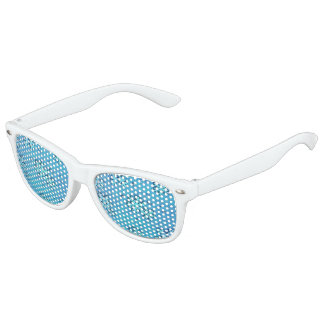 Snowflake Design Party Sunglasses