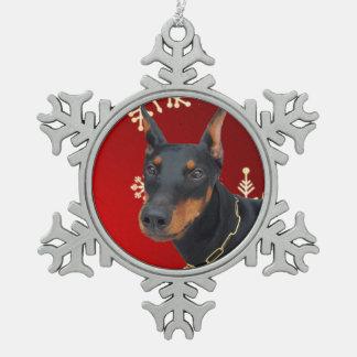 Snowflake Framed Ornament