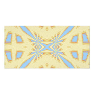 Snowflake - Geometric Abstract Photo Cards