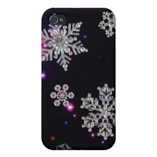 Snowflake Heaven Case For The iPhone 4