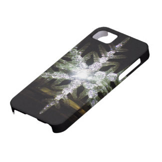 Snowflake Holiday iPhone 5 Cover