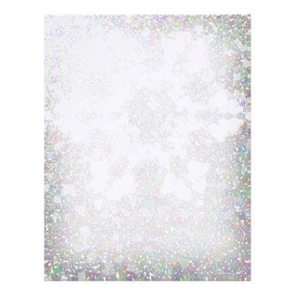Snowflake Impression Letterhead