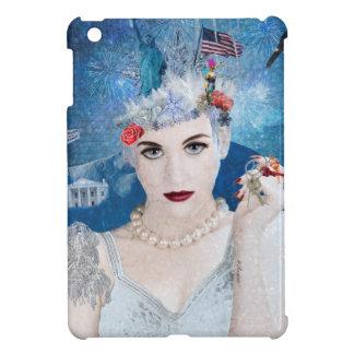 Snowflake iPad Mini Covers