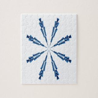 Snowflake... Jigsaw Puzzle