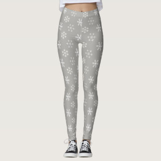 Snowflake Leggings #HolidayZ