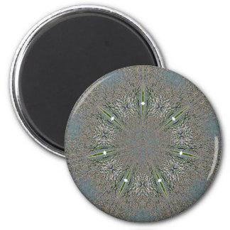 Snowflake Lights Magnet