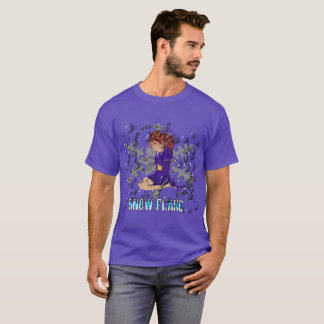 Snowflake Meltdown T-Shirt