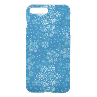 Snowflake pattern iPhone 8 plus/7 plus case
