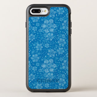 Snowflake pattern OtterBox symmetry iPhone 8 plus/7 plus case