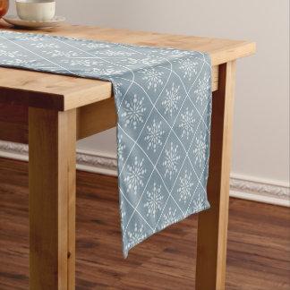 Snowflake Pattern table runner
