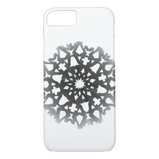 Snowflake phonecase iPhone 8/7 case