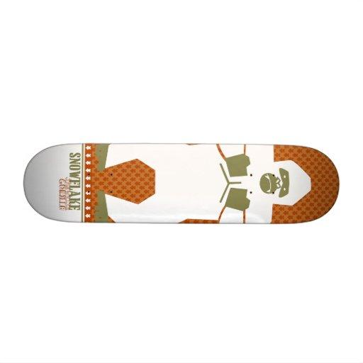 Snowflake Skateboards