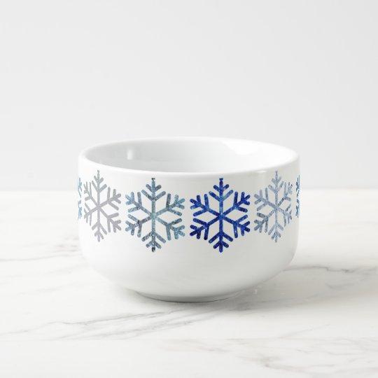 Snowflake Soup Mug