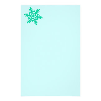 Snowflake Stationery Paper